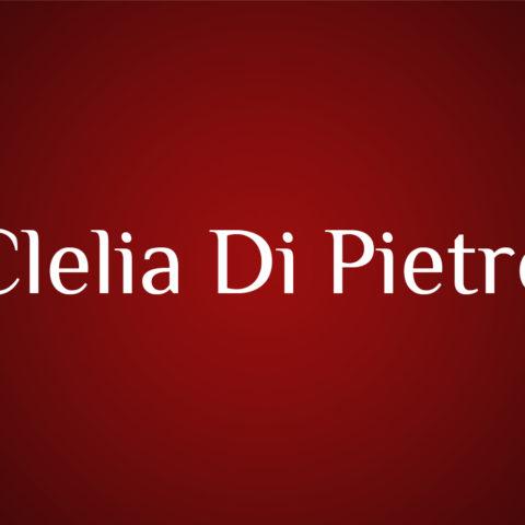 CLELIA DI PIETRO